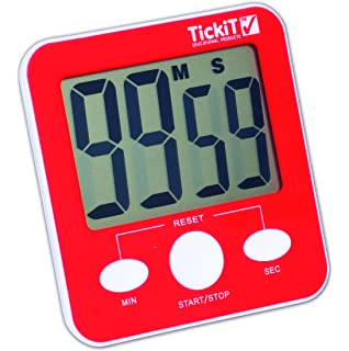 amazon com tickit dual power timer pack of 5 student timers