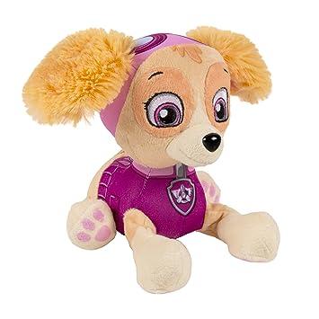 3dfcee8bd25 Paw Patrol Plush Pup Pals Skye  Amazon.co.uk  Toys   Games