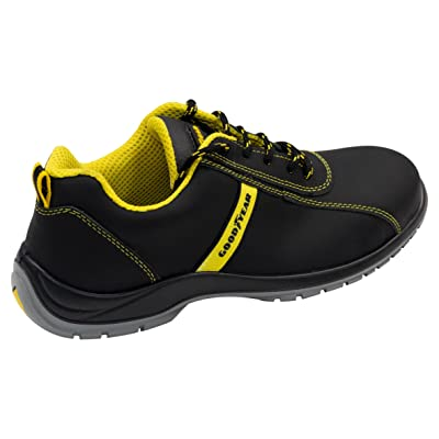 Goodyear G138/3054 °C Shoes – (Nubuck Leather) Black, black, G138/3054C: Home Improvement
