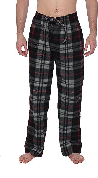 $56 CLUB ROOM Men PAJAMA SET LONG-SLEEVE SHIRT PANT RED PLAID LOUNGE SLEEPWEAR M