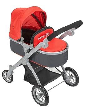Carro de Muñecas Baby & Go Bugaboo: Amazon.es: Juguetes y juegos