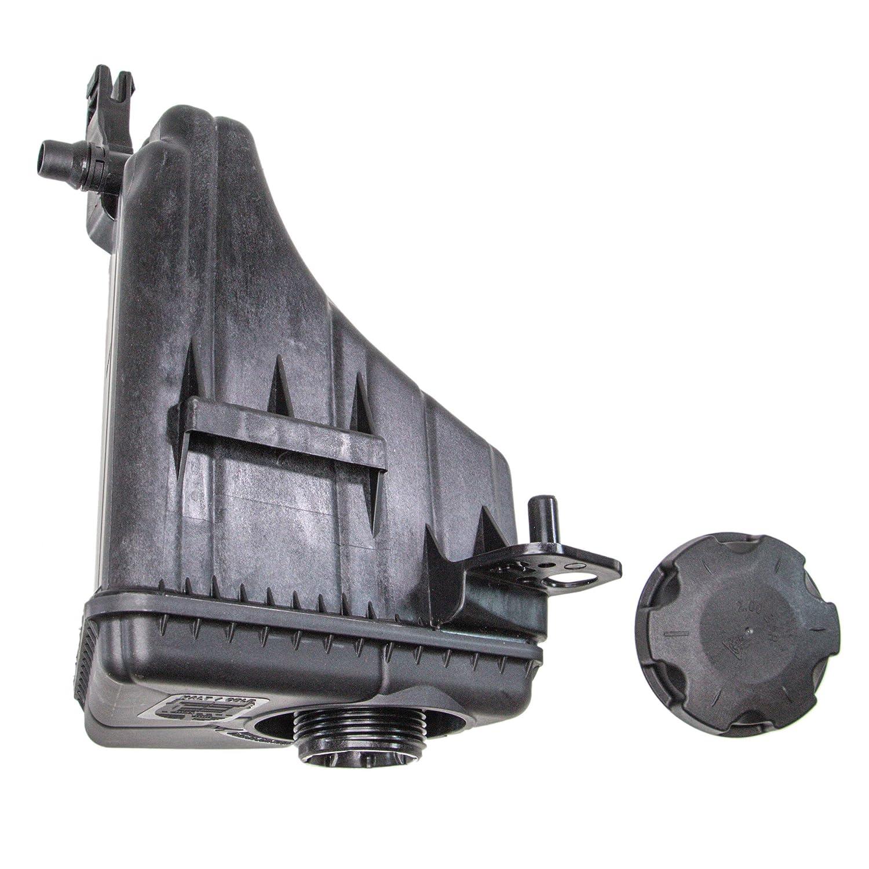 Rein Automotive Rein EPK0141 Engine Coolant Reservoir Kit with OE Cap