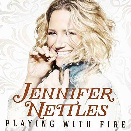 Image result for jennifer nettles playing with fire album