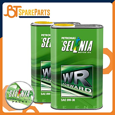 Aceite Selenia WR Forward–SAE 0W-30 0W30 ACEA C2