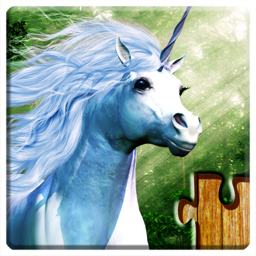 Pony Wallpaper - Unicorns Jigsaw Puzzles for Kids - Free Trial Edition - Fun and Educational Unicorn Puzzle Game for Kids and Preschool Toddlers, Boys and Girls 2, 3, 4, or 5 Years Old