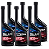 Chevron 67740-CASE Techron Concentrate Plus Fuel System Cleaner - 12 oz, (Pack of 6)