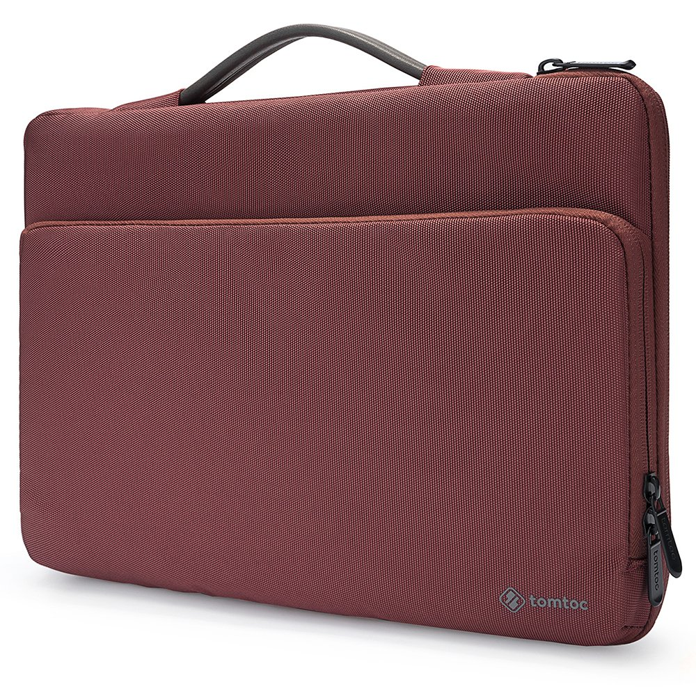 """tomtoc 360° Protective Laptop Case Handle Sleeve Fit for Lenovo ThinkPad 14 
