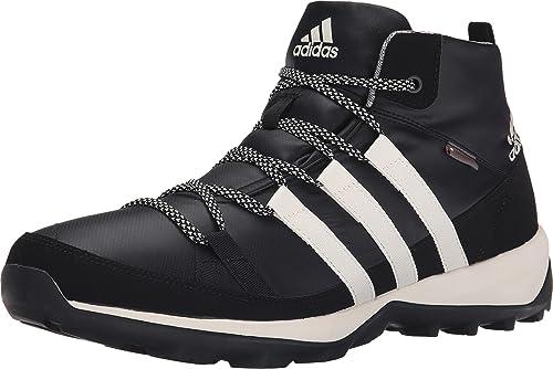 adidas B27255 Mens Cw Daroga Chukka Boot, Black/Chalk White/Black - 8