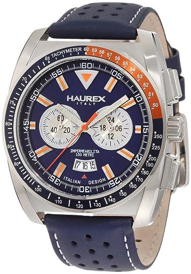 18a0aee73e7f Haurex Italy 9A346UBO - Reloj de caballero de cuarzo