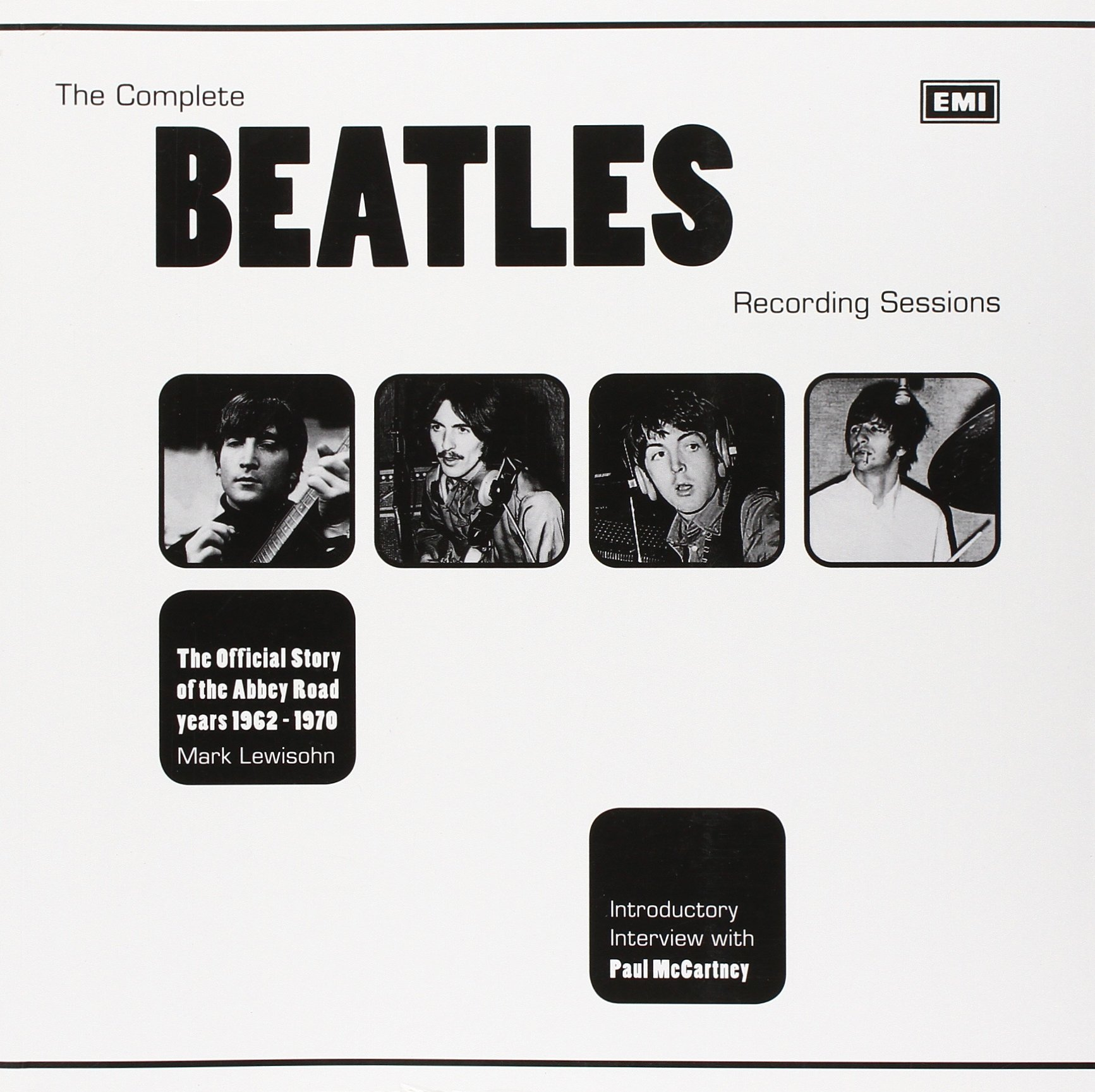 The Complete Beatles Recording Sessions pdf