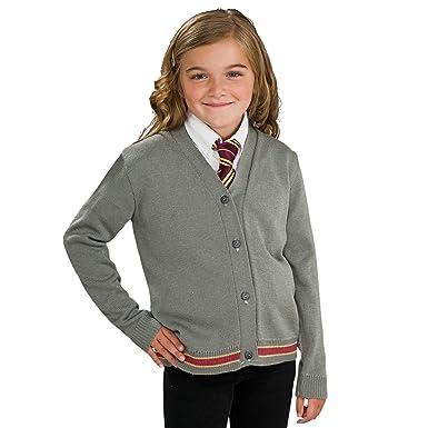 HARRY POTTER Disfraz Hermione Granger 2 Piezas Cardigan, Corbata ...