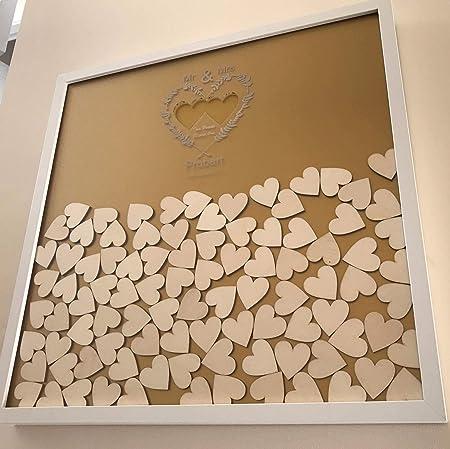 Crafts personalised wedding horseshoe choice of design rustic shabby chic