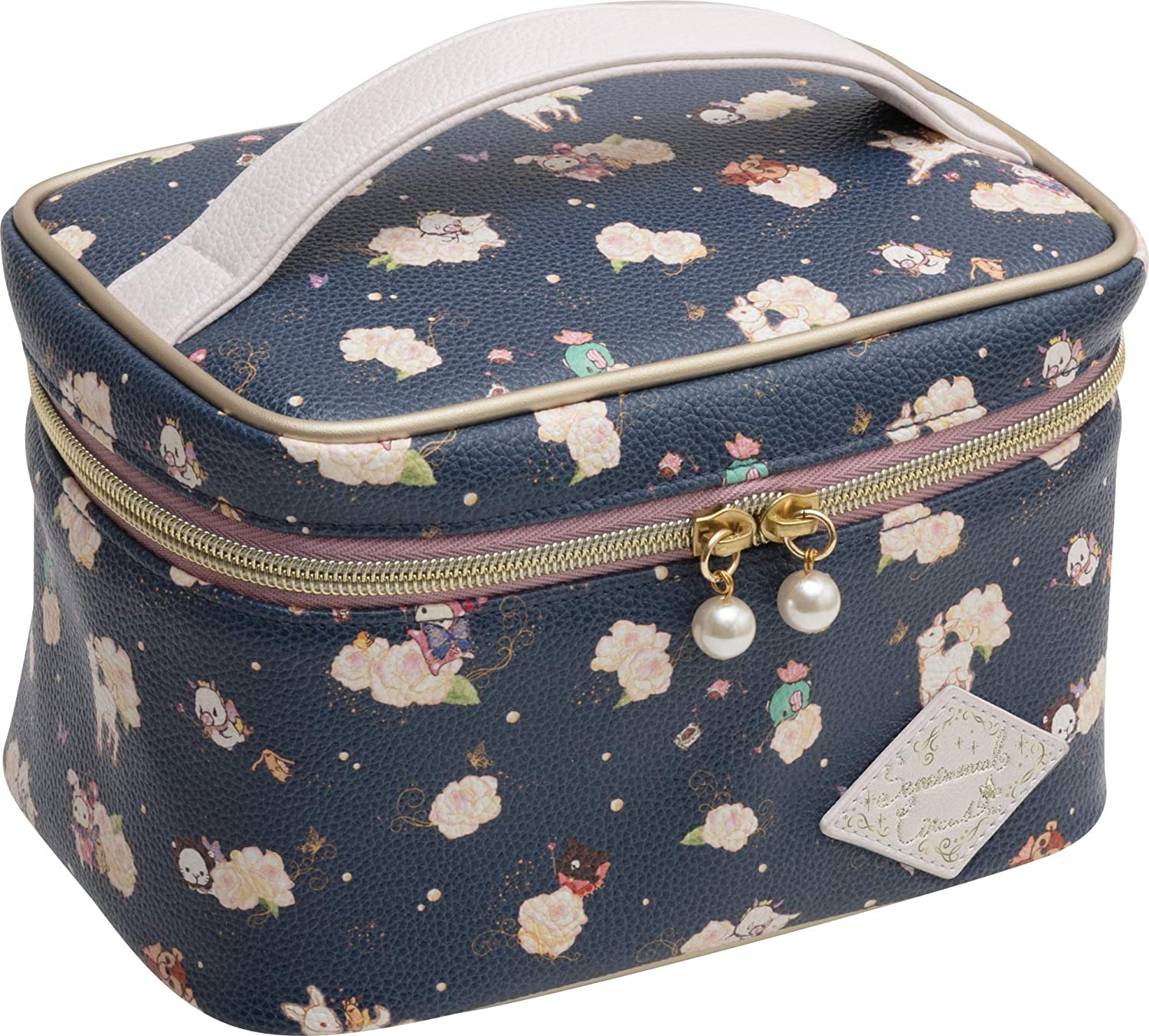 Sentimental Circus two-stage lunch box with chopsticks KA07601