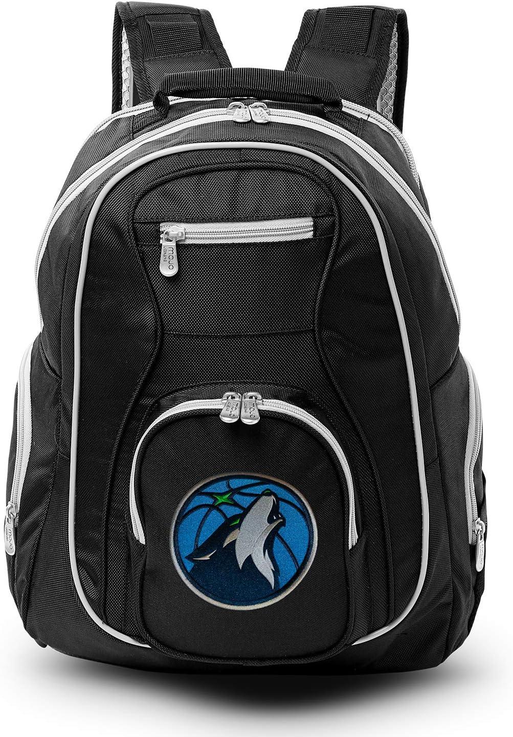 NBA Colored Trim Premium Laptop Backpack