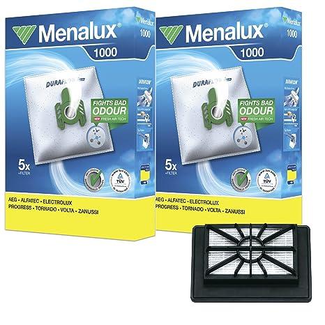 Amazon.com: Menalux AZ1000K - Cartuchos de filtro HEPA (2 ...