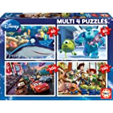 Educa Borrás Disney Multipuzzle 15615