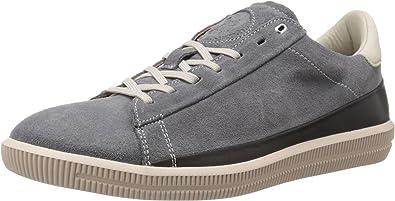DYNECKT S-NAPTIK Suede Fashion Sneaker