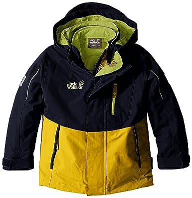 Kleidung & Accessoires JACK WOLFSKIN Crosswind 3in1