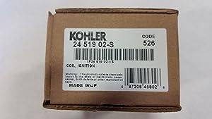 Kohler 24-519-02-S Ignition Coil Genuine Original Equipment Manufacturer (OEM) Part
