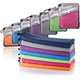 SYOURSELF Microfiber Sports & Travel Towel