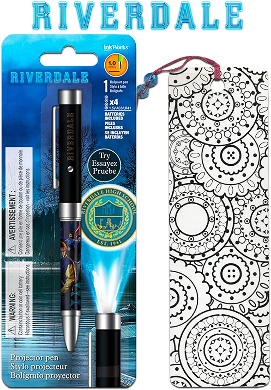 InkWorks Riverdale - Bolígrafo proyector (suministros de oficina ...