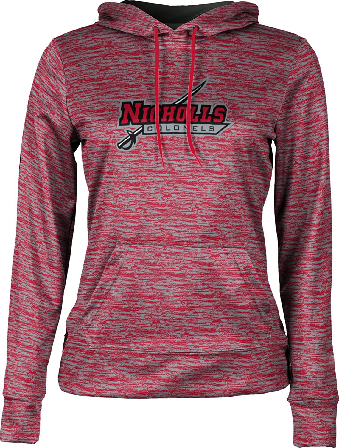 Brushed School Spirit Sweatshirt Nicholls State University Girls Pullover Hoodie