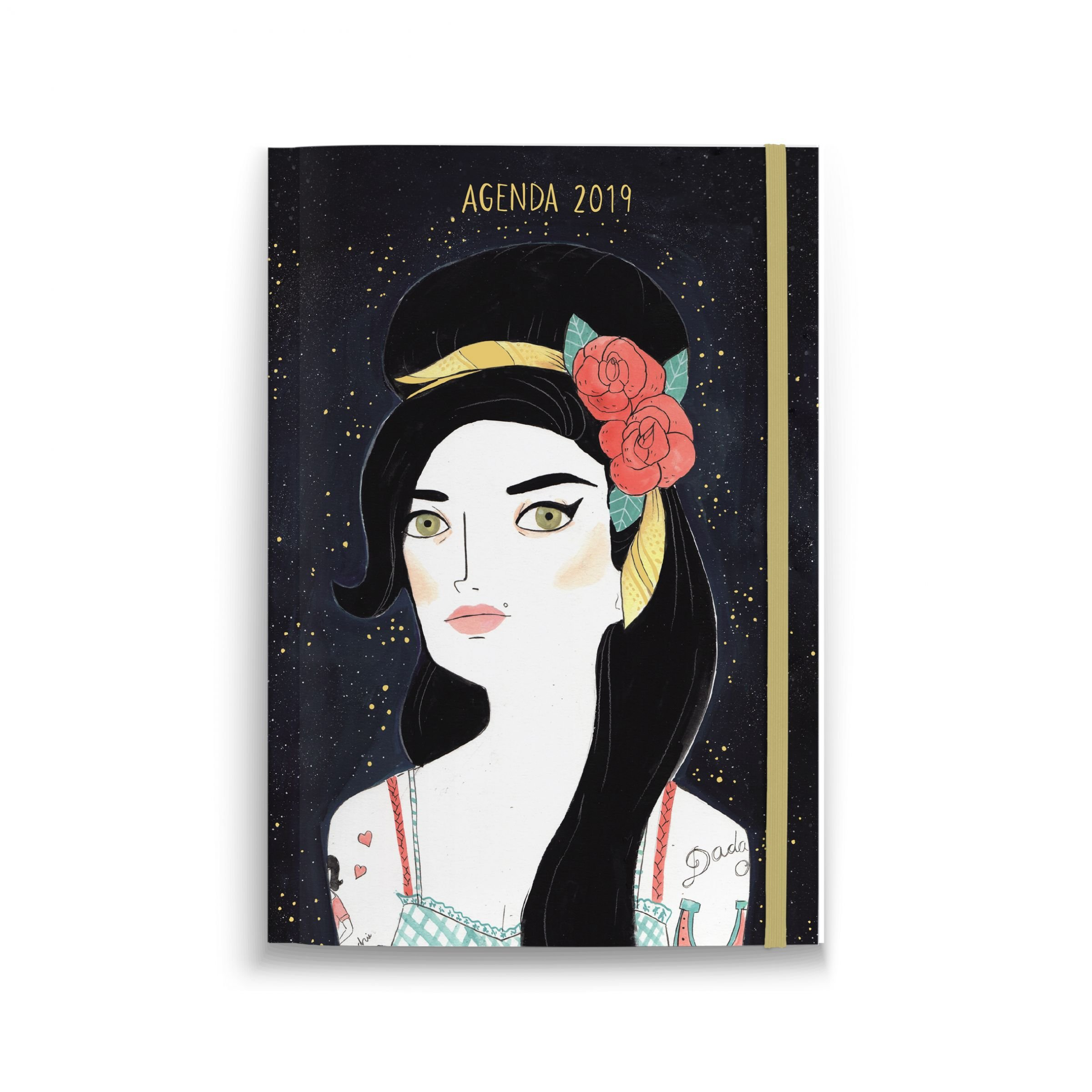 Agenda anual bolsillo María Hesse 2019 (TANTANFAN) Tapa dura – 13 sep 2018 Planeta Gifts 8417166270 Stationery items Yearbooks