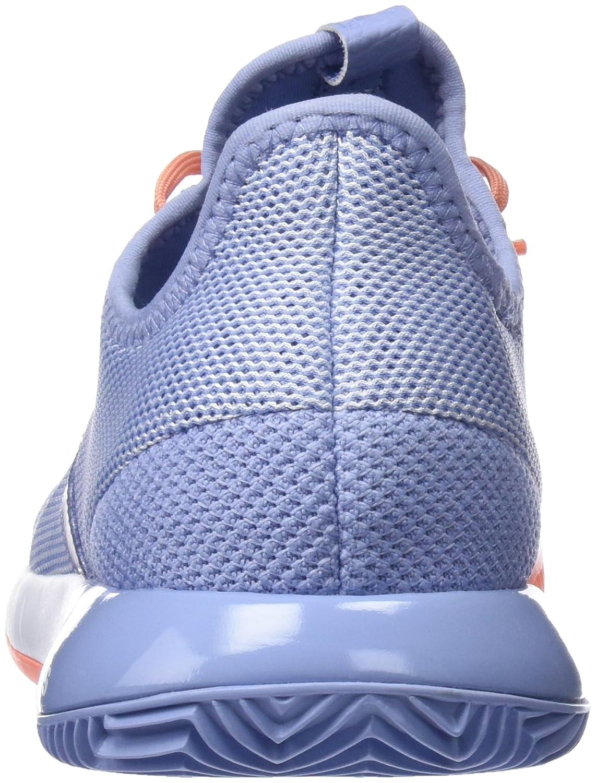 Adidas Damen Adizero Defiant Bounce Fitnessschuhe, hellblau Blau (Azutiz Ftwbla / Ftwbla (Azutiz / Cortiz 000) 5842c5