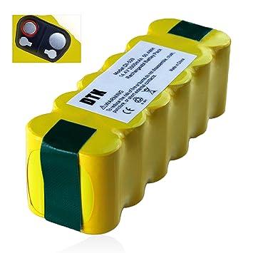 Dtk® 3.5Ah Ni-MH Batería de Repuesto para iRobot Roomba R3 500,600,700,800 900
