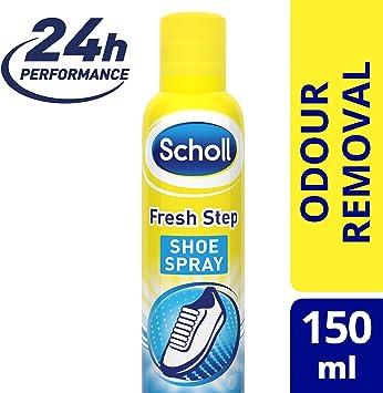 scholl fresh step skospray