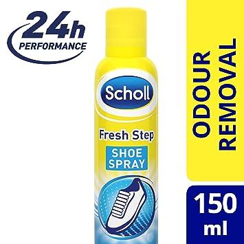 fresh step scholl  Scholl Fresh Step Shoe Spray, 150ml: Amazon.: Health & Personal ...