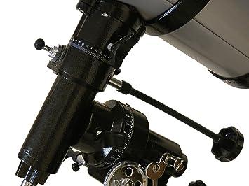 Télescope réflecteur 1000 114 eq3 star sheriff de seben «big pack