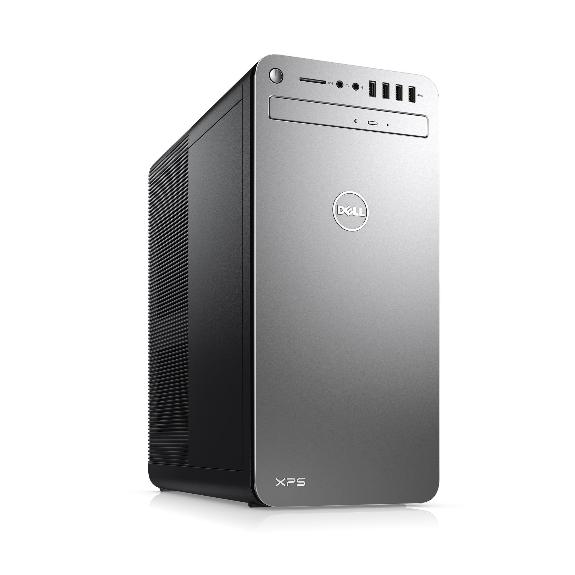 Dell XPS 8920 XPS8920-7529SLV-PUS Tower Desktop (Silver) by Dell (Image #3)