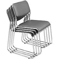 4  Pro.tec x besucherstühle (en 2 coloris (pack)-chaise de conférence// fauteuil/chaise/chaise de salle d'attente etc.