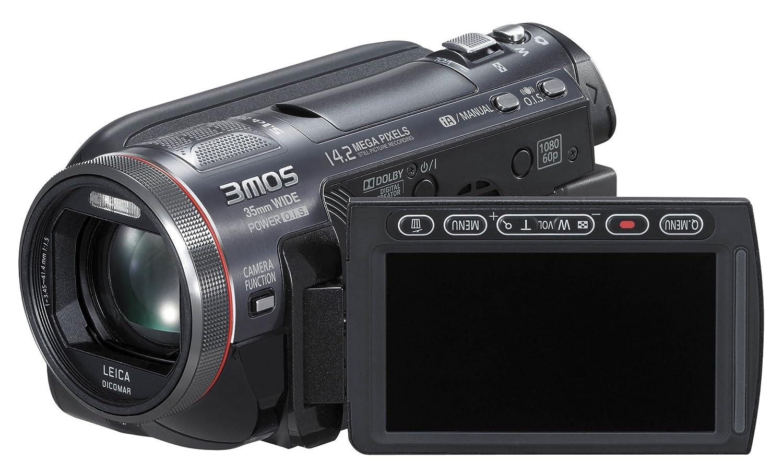 Panasonic HDC-HS700EGK Full-HD Camcorder 3 Zoll schwarz: Amazon.de ...