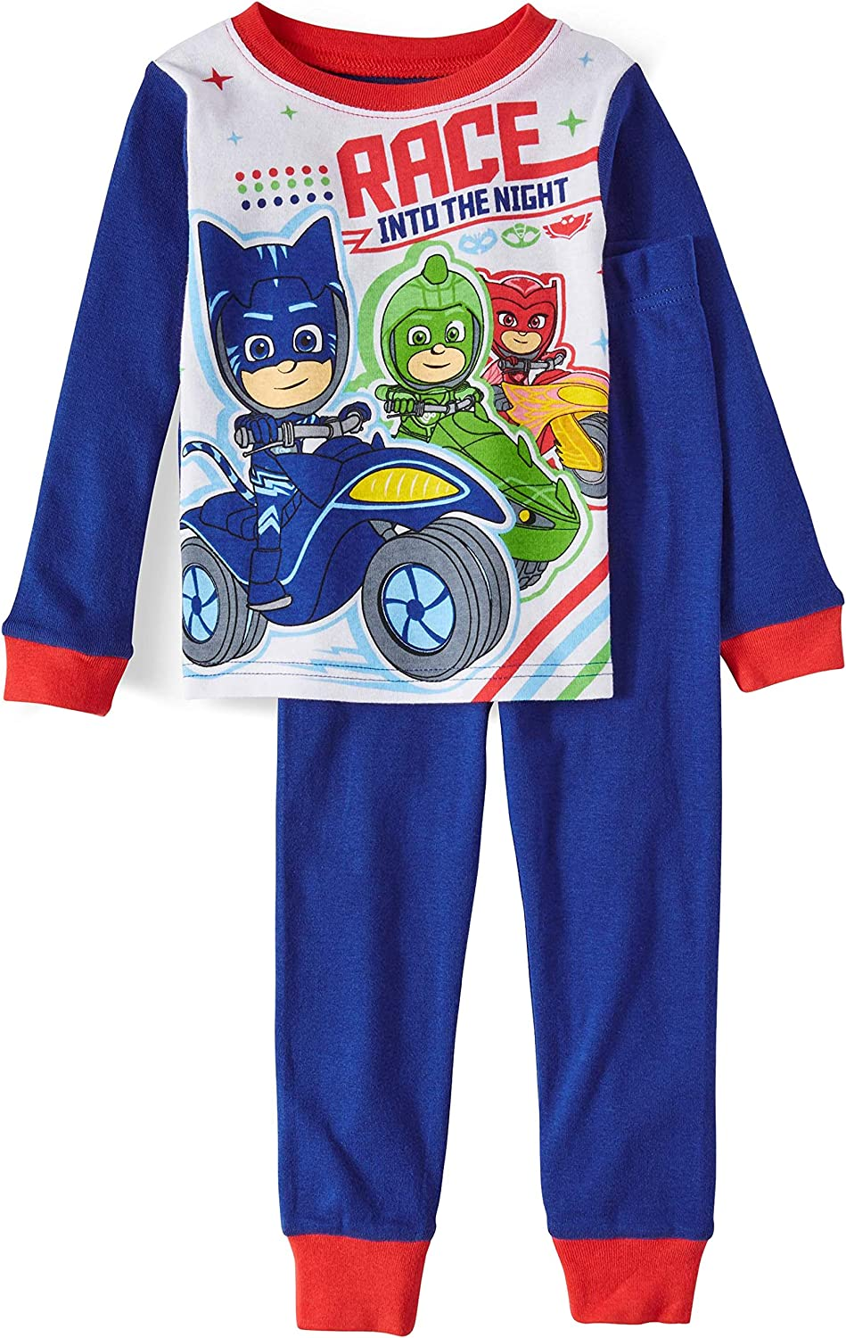 PJ Masks Toddler Boy 2 Piece Cotton pajama
