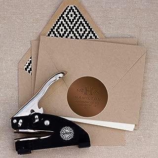 product image for Three Designing Women Foil Seals for Designer Embosser, Chocolate