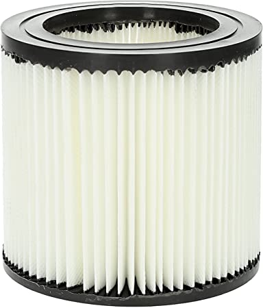 ✧WESSPER® Filtro de cartucho para aspirador Kärcher 2901F (Para uso húmedo y seco): Amazon.es: Hogar