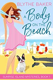 A Body on the Beach (Sunrise Island Mysteries Book 1)