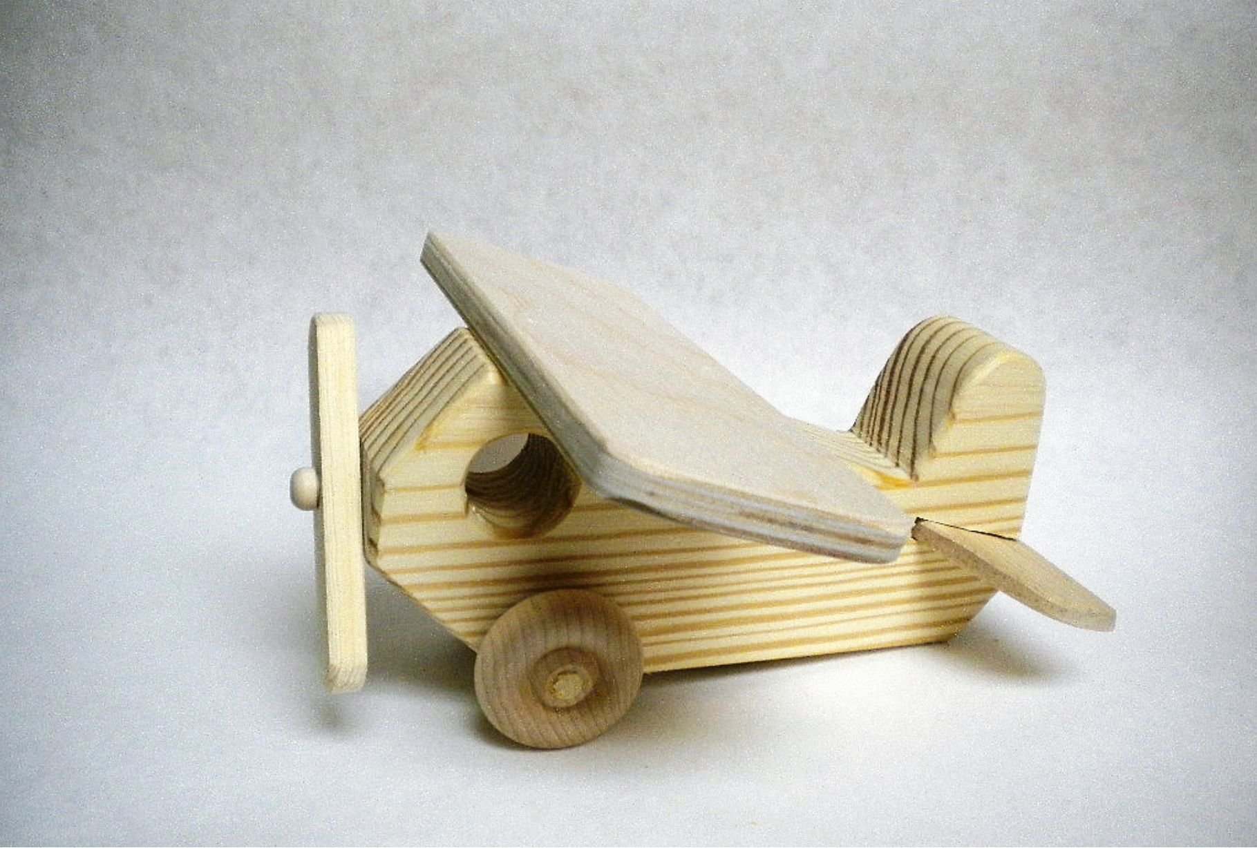 Airplane (Wooden)