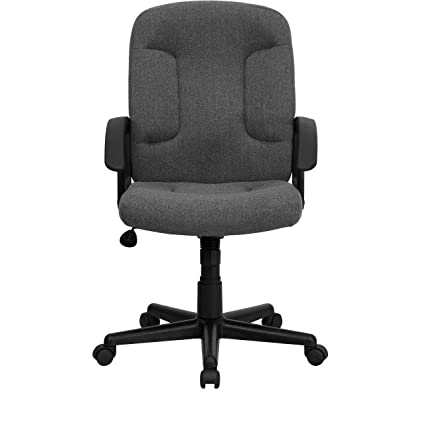 Amazon.com : Cool Office Chairs - Electra Upholstered Desk ...
