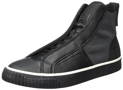 G-STAR RAW Scuba Mid Reflective, Zapatillas Altas para Hombre: Amazon.es: Zapatos y complementos