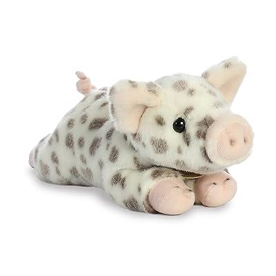 "Aurora - Miyoni - 11"" Spotted Piglet: Toys & Games"