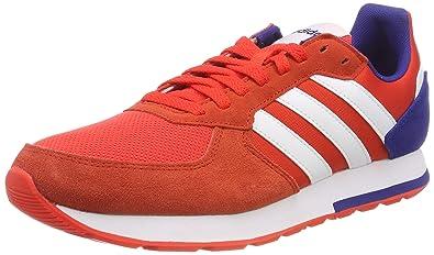 adidas 8k, Chaussures de Gymnastique Homme, Rouge (Hi Res