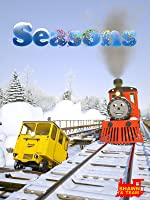 The Season Adventure with Shawn the Train and Team (Learn About the Four Seasons)