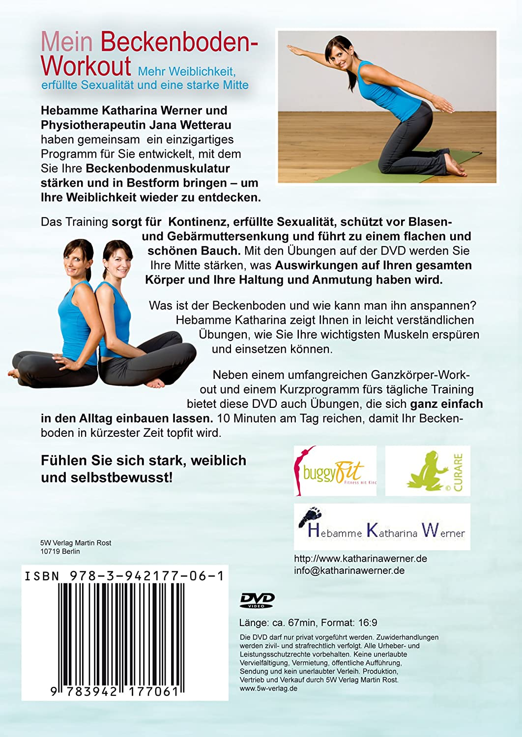 Amazon.com: Mein Beckenboden-Workout: Movies & TV