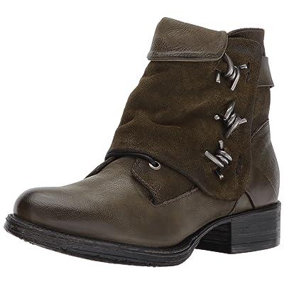 Miz Mooz Women's Ness Ankle Boot, 312-Green, 36 M EU (5.5-6 US) | Ankle & Bootie