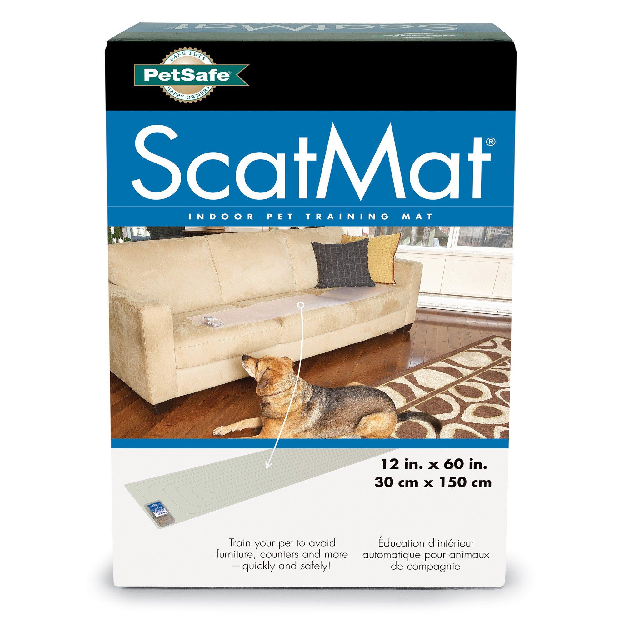 PetSafe ScatMat Pet Training Mat, Sofa 60 x 12 inches