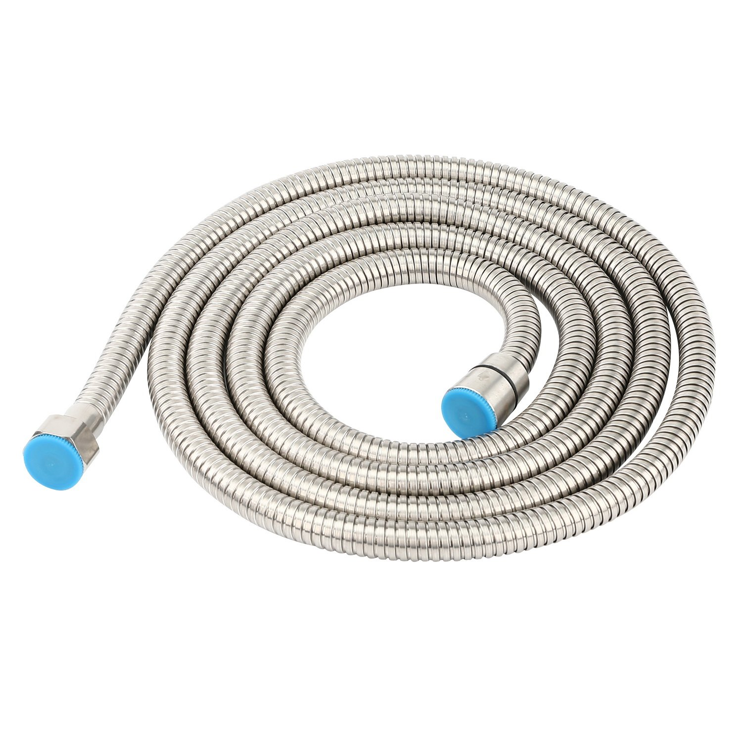 Lansan 304 Stainless Steel Handheld Shower Hose Replacement 98 Inches (2.5 Meters)