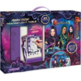 Make It Real - Disney Descendants 3 Sketchbook with Tracing Light Table. Fashion Design Tracing and Drawing Kit for…
